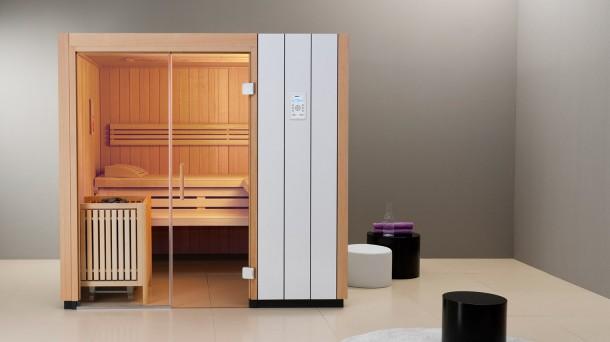 Erstaunlich Sauna Baleo - die flexible Sauna - Röger Sauna und Infrarot DZ09